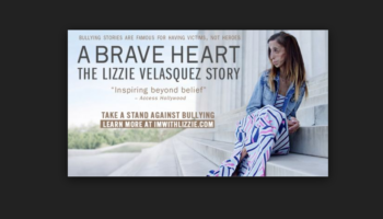 Save The Date! A Brave Heart: The Lizzie Velasquez Story